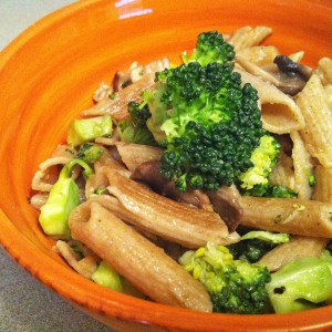 Whole Wheat Broccoli