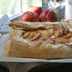 Peach Galette, a Simply Perfect Summer Treat