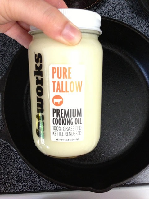 fatworks pure beef tallow