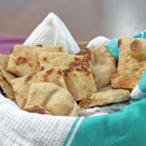 Flatbread Bread Recipe