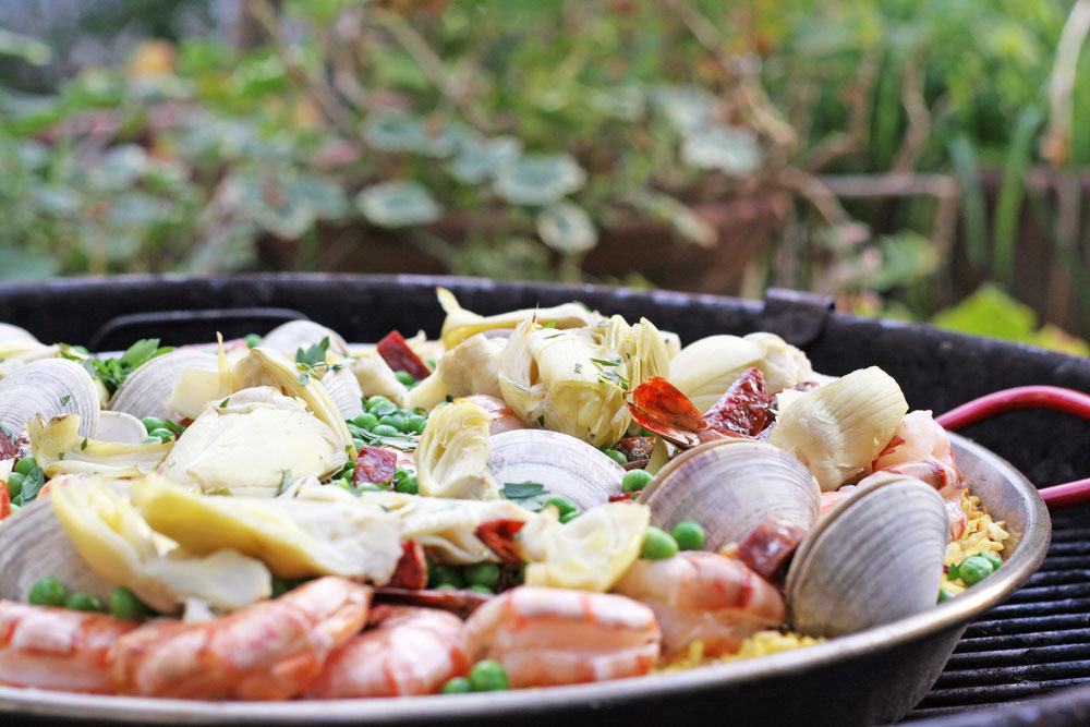 The Perfect Paella Recipe