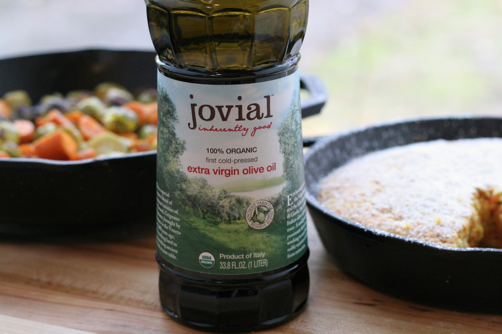 Jovial Olive Oil Review Brussels and Cake