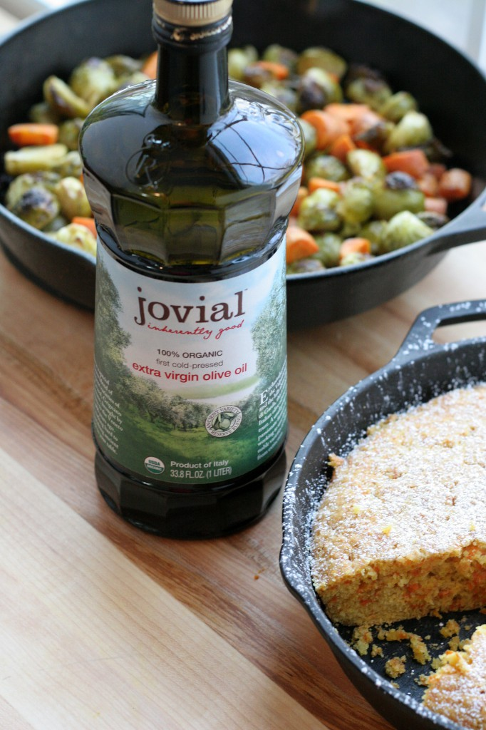 Jovial Olive Oil Review Brussels and Cake Vertical