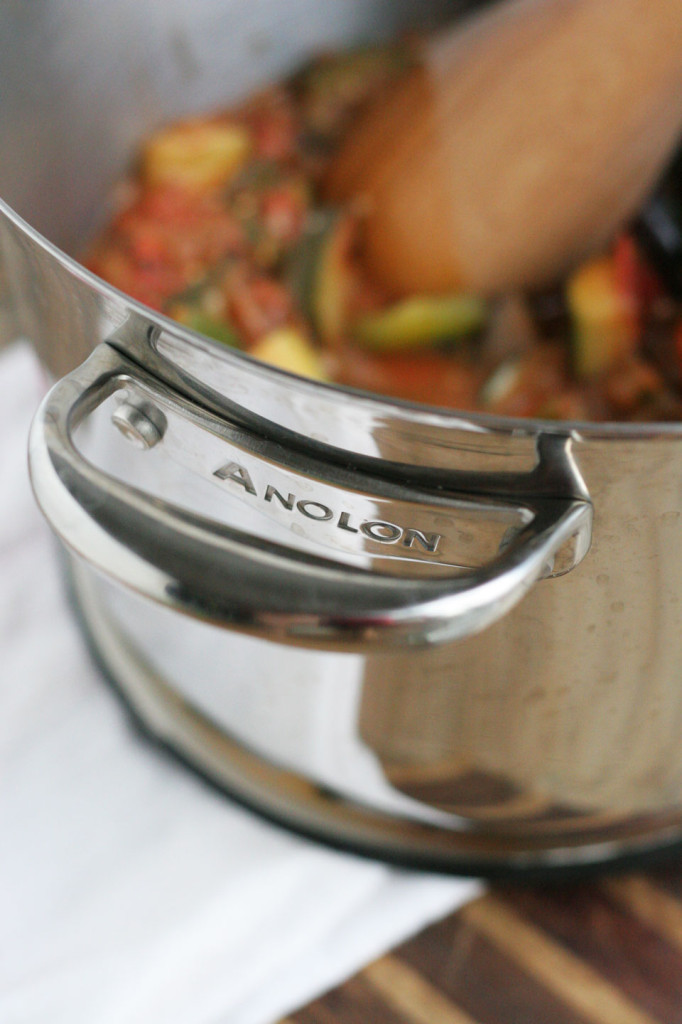 Anolon Pots and Pans and a Giveaway!