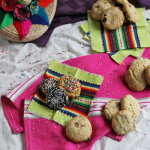 Pabassinas- Almond Raisin Cookies