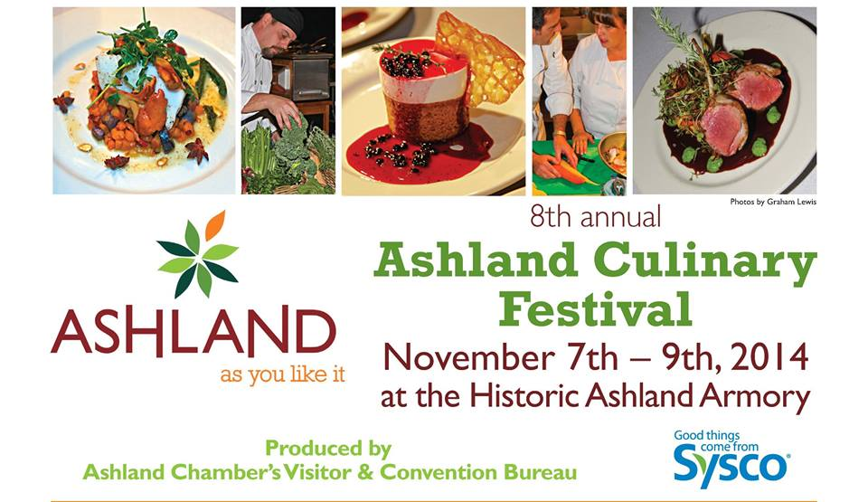 Ashland Culinary Festival: Chef Interviews Part I