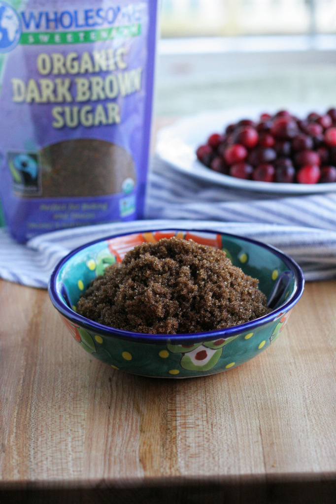 Brown Sugar Cranberry Relish Recipe — Dishmaps