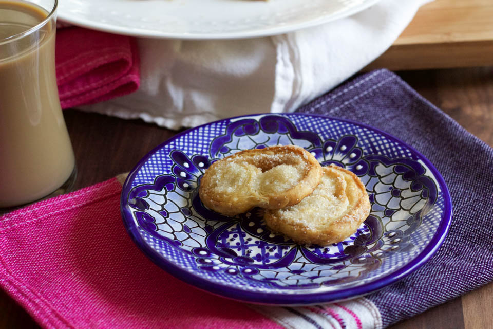 Easy Palmiers or Orejas
