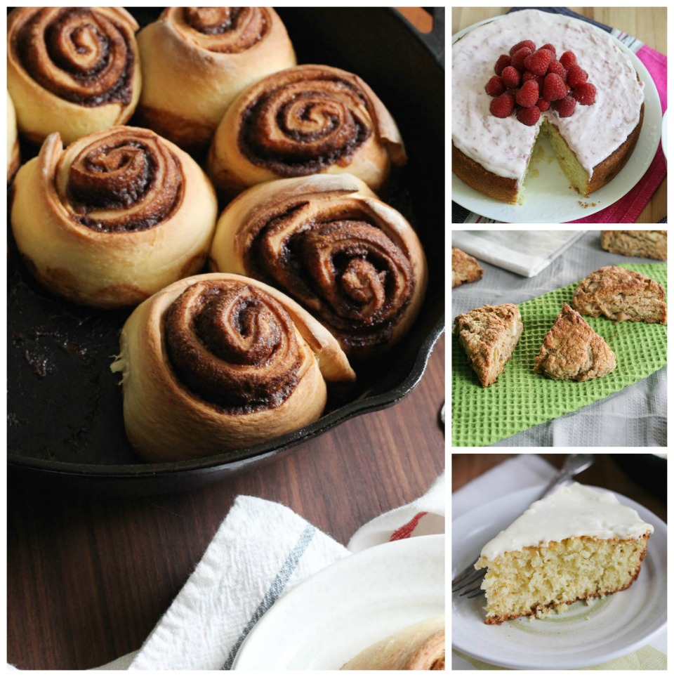 25 Mother's Day Recipe Ideas