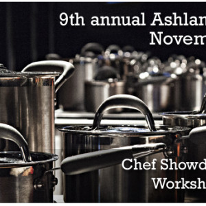 Ashland Culinary Festival Competing Chefs
