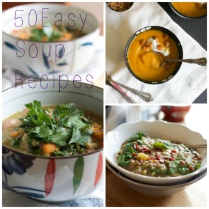 50 Easy Soup Recipes