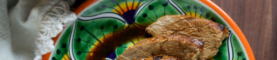 Chipotle Roasted Pork Tenderloin