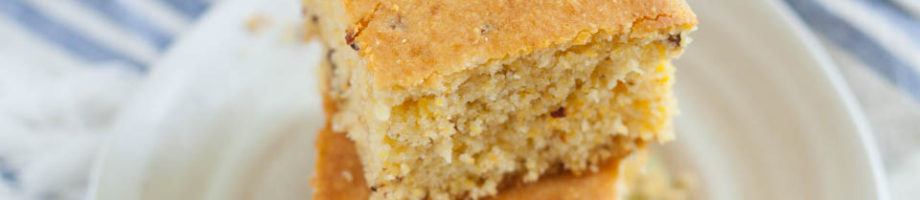 Chipotle Honey Cornbread