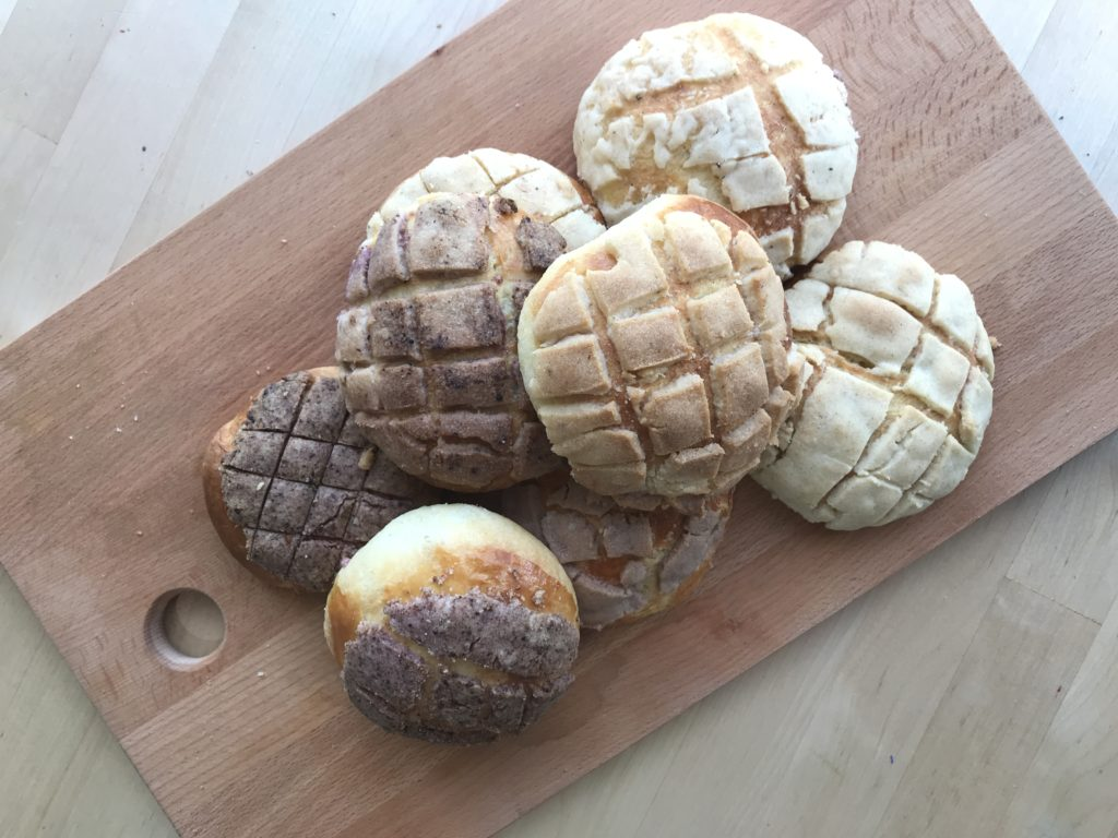 Pan Dulce Workshop